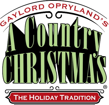 A Country Christmas Gaylord Opryland 2019, Nashville, Tennessee
