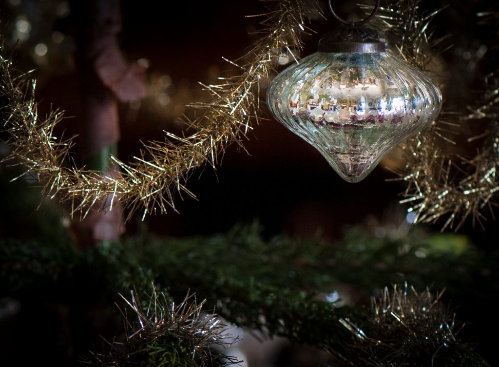 Christmas Dinner at Belmont Mansion, Nashville, TN