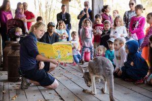 Celebrate Reading at Nashville Zoo