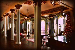 A Camerata Christmas at Belmont Mansion