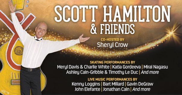 Scott Hamilton & Friends at Bridgestone Arena, Nashville, Tennessee
