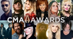 First Performers Announced for CMA Awards 2019. Bridgestone Arena, Nashville > 11/13/19