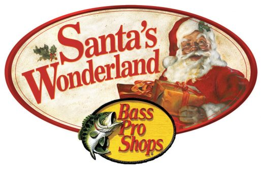 Santa's Wonderland at Bass Pro Shops featuring FREE photos with Santa, Nashville, TN