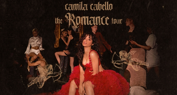Camila Cabello at Bridgestone Arena, Nashville, 9/22/20. Buy Tickets on Nashville.com