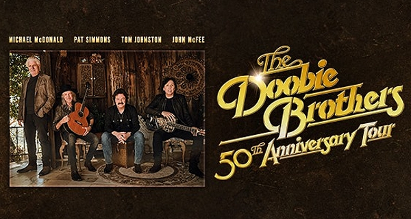 The Doobie Brothers, Bridgestone Arena, Nashville, Tennessee 6/17/20. Buy Tickets on Nashville.com
