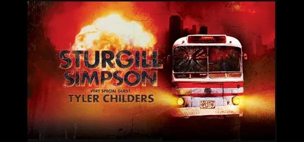 Sturgill Simpson Tour