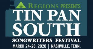 Tin Pan South Festival, Nashville, Tennessee