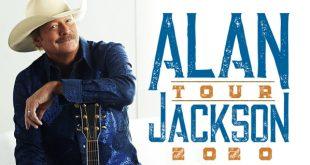 Alan Jackson, Bridgestone Arena, Nashville 10/8/21. Buy Tickets on Nashville.com