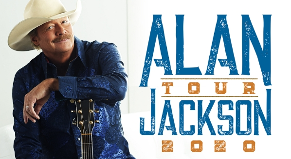 Alan Jackson, Bridgestone Arena, Nashville 10/8/21. Buy Tickets on Nashville.com