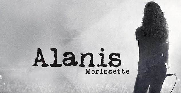 Alanis Morissette at Bridgestone Arena, Nashville, 9/17/21.
