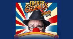 Franco Escamilla Tickets! Tennessee Performing Arts Center (TPAC), 3/13/2020. Buy Tickets on Nashville.com