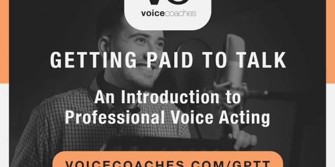 Getting Paid to Talk: Intro to Professional Voice Over, Holiday Inn Nashville Airport