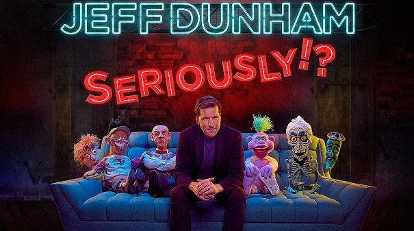 Jeff Dunham Tickets! Bridgestone Arena, Nashville 7/10/2020. Buy Tickets on Nashville.com