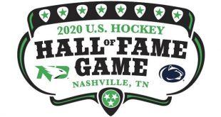 The 2021 U.S. Hockey Hall of Fame Game, Bridgestone Arena, Nashville 10/30/21. Buy Tickets on Nashville.com