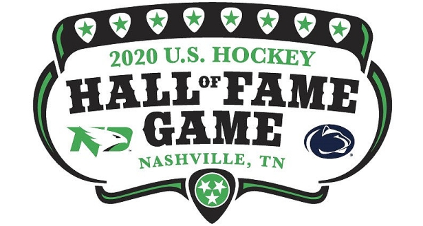 The 2021 U.S. Hockey Hall of Fame Game, Bridgestone Arena, Nashville 10/30/21. Buy Tickets on Nashville.com