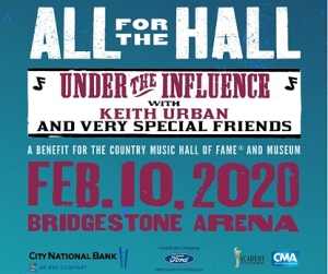 All for the Hall, Nashville, Tennessee