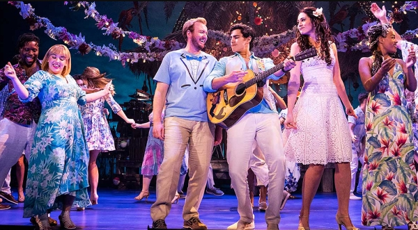 Escape to Margaritaville at Tennessee Performing Arts Center, TPAC, Nashville May 5, 6, 7, 8, 9, 10, 2020