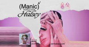 Halsey Tickets! Bridgestone Arena, Nashville 7/20/2021.Buy Tickets on Nashville.com