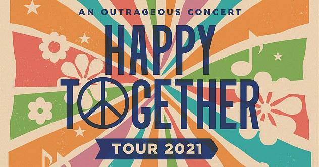 Happy Together Tour Tickets, Nashville at Ryman Auditorium, 8/4/21. Buy Tickets on Nashville.com