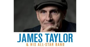 James Taylor at Bridgestone Arena, Nashville, Tennessee 6/28/21. Buy Tickets on Nashville.com