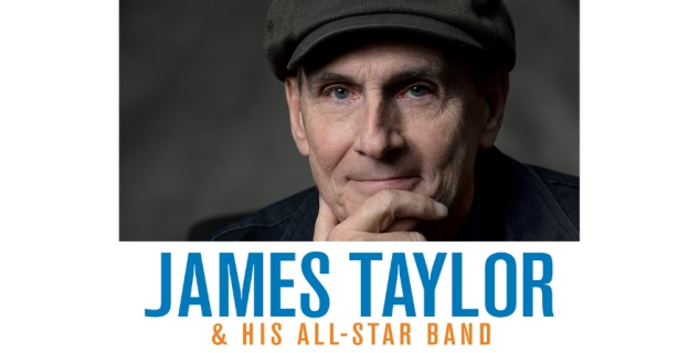 James Taylor at Bridgestone Arena, Nashville, Tennessee 6/28/21. Buy Tickets on Nashville.com