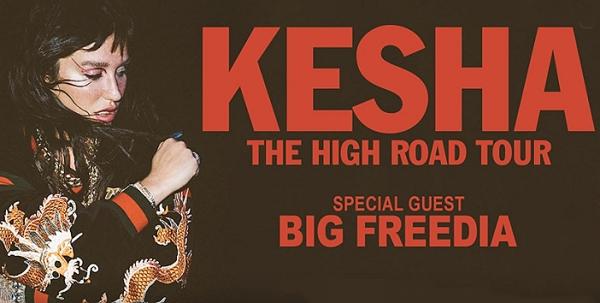 Kesha at Ascend Amphitheater, Nashville 5/16/2020. Buy Tickets on Nashville.com
