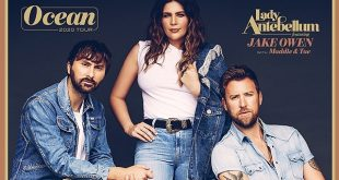 Lady Antebellum at Bridgestone Arena, Nashville Sept 12, 2020. Buy Tickets on Nashville.com