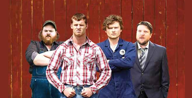 Letterkenny Live at Tennessee Performing Arts Center (TPAC), Nashville 3/16/2020