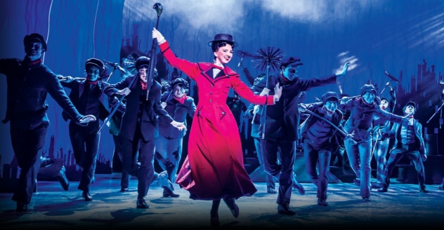 Mary Poppins at Tennessee Performing Arts Center (TPAC), Nashville July 2 - 11, 2020