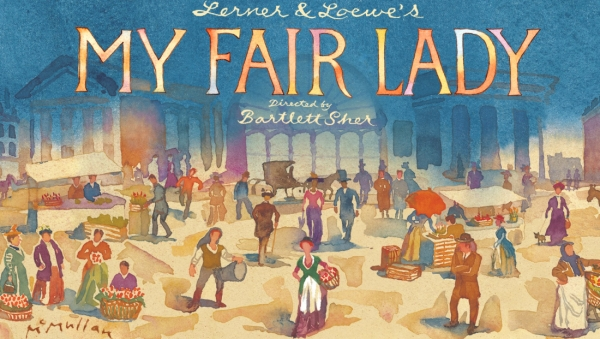 My Fair Lady at Tennessee Performing Arts Center (TPAC), Nashville Feb 4, 5, 6, 7, 8, 9, 2020. Buy Tickets on Nashville.com