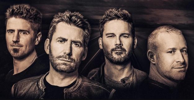 Nickelback at Bridgestone Arena, Nashville 8/21/20