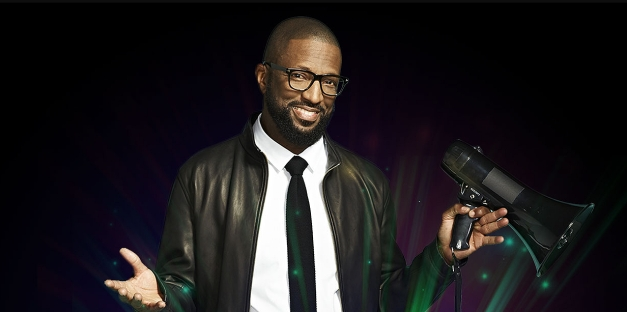 Rickey Smiley at Ryman Auditorium, Nashville Apr 19, 2020 - Part of Nashville Comedy Festival