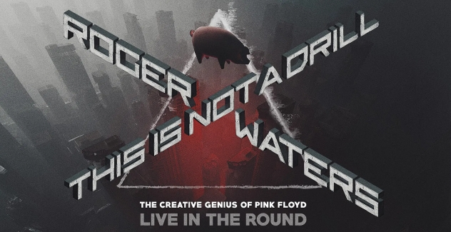 Roger Waters at Bridgestone Arena, Nashville, Tennessee 8/18/20