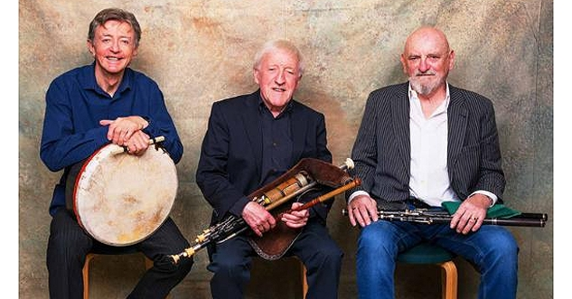 The Chieftains at Tennessee Performing Arts Center (TPAC), Nashville, TN Feb 19, 2020