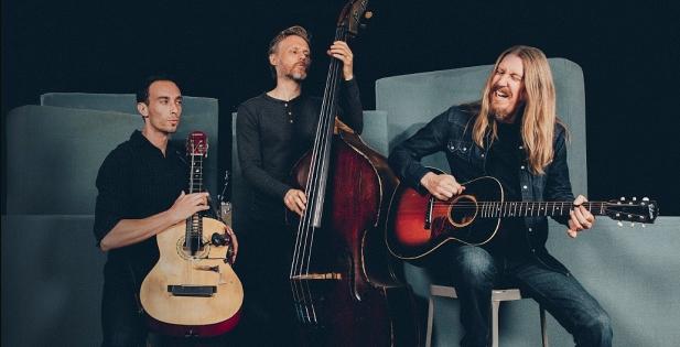 The Wood Brothers in Nashville at Ryman Auditorium, 2/14/2020. Buy Tickets on Nashville.com