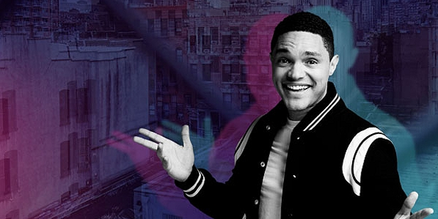 Trevor Noah in Nashville at Ryman Auditorium, May 15 & 16, 2020. Buy Tickets on Nashville.com