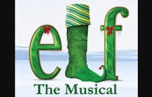 Elf: The Musical at Center for the Arts, Murfreesboro, Tennessee
