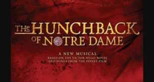 The Hunchback of the Notre Dame, Center for the Arts, Murfreesboro, Tennessee
