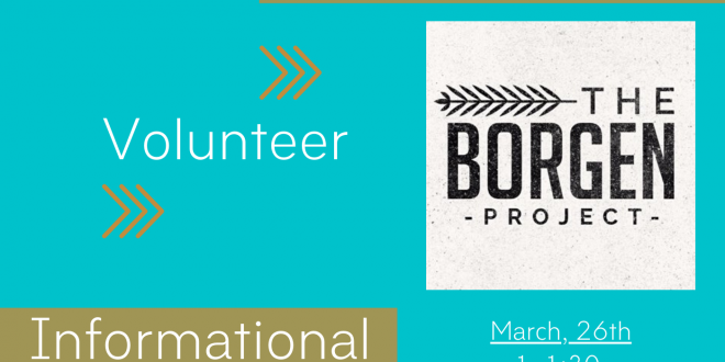 The Borgen Project Informational, Nashville Public Library