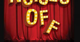 Noises Off, Center for the Arts, Murfreesboro, Tennessee