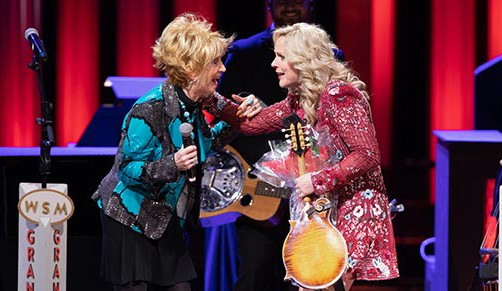 Rhonda Vincent Invited To Join Grand Ole Opry