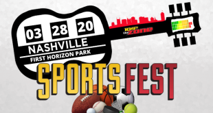 104-5 The Zone's 11th Annual SportsFest, Nashville, Tennessee