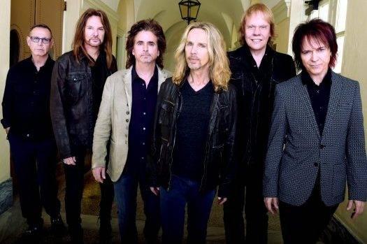 Photo by Rick Diamond : STYX Returns to Ryman Auditorium, Nashville, Tennessee 1/6/22. Buy Tickets on Nashville.com