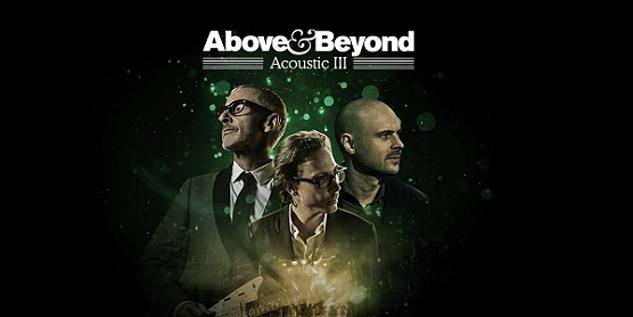 Above & Beyond at Ryman Auditorium, Nashville, Tennessee 5/22/20