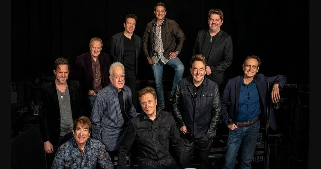Chicago (the band) at Grand Ole Opry House, Nashville, Tennessee 5/10/20