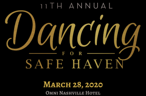 The 11th Annual Dancing for Safe Haven, Nashville, Tennessee