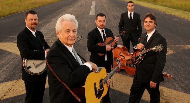 The Del McCoury Band at Ryman Auditorium, Nashville, Tennessee 6/18/20
