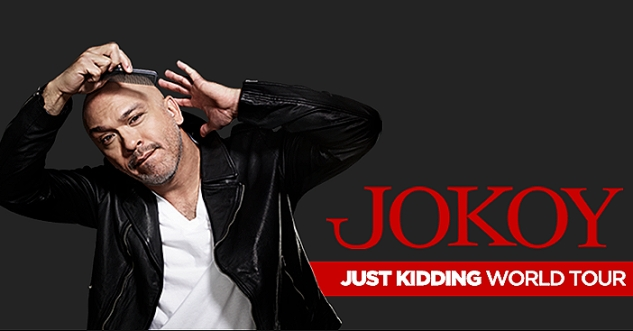 Jo Koy at Ryman Auditorium, Nashville, Tennessee 2/26/21. Buy Tickets on Nashville.com