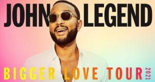 John Legend at Ascend Amphitheater, Nashville, Tennessee 8/14/21. Buy TICKETS on Nashville.com