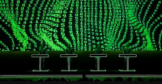 Kraftwerk 3-D at Ryman Auditorium, Nashville, Tennessee 7/24/20. Buy Tickets HERE on Nashville.com